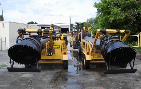 Mobile Pumps: Hydraflo