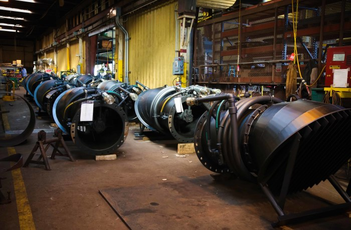 Hydraflo: Warehouse inventory
