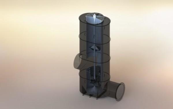 Skeleton Pump