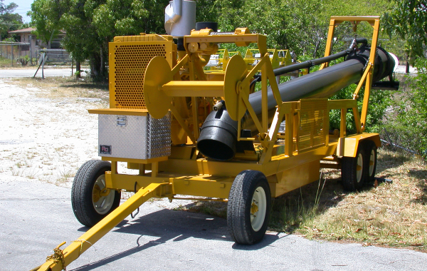 Mobile Pumps: Submersible Electric Station