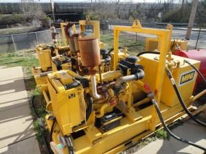 hydraflo water pump unwatering