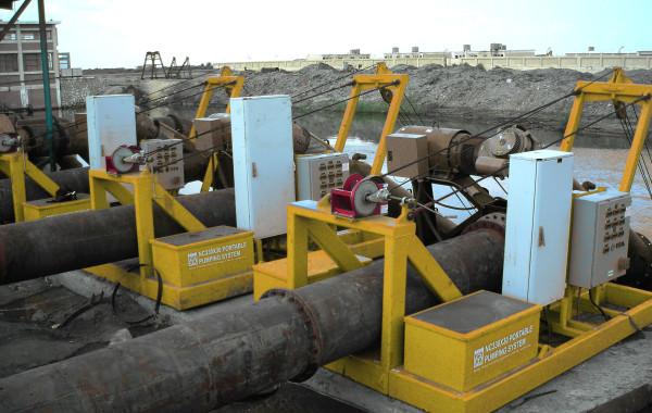 MWI Pumping Station