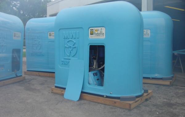 SolarPedal Flo Shipment